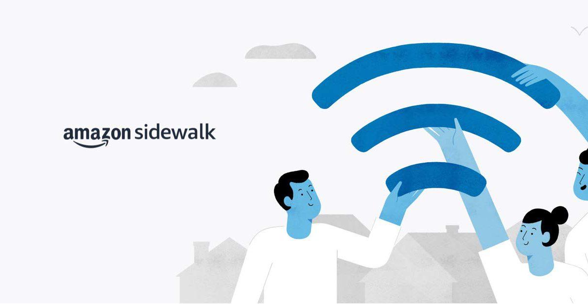 Amazon Sidewalk.