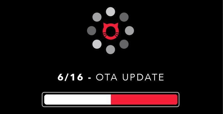 Bobcat released its latest OTA update at 8 pm PDT.JPG