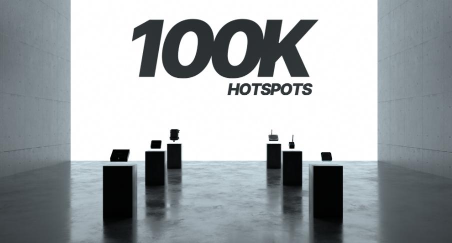100K Global Hotspots