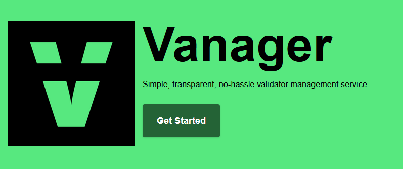 Vanager